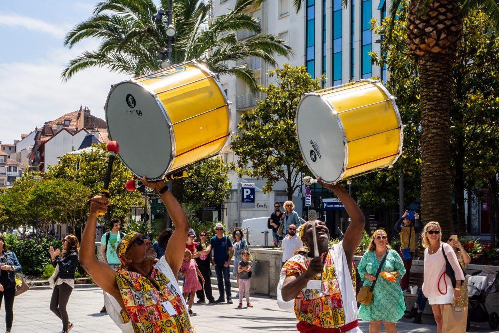 FESTIVAL ARTS DE LA RUE BIARRITZ