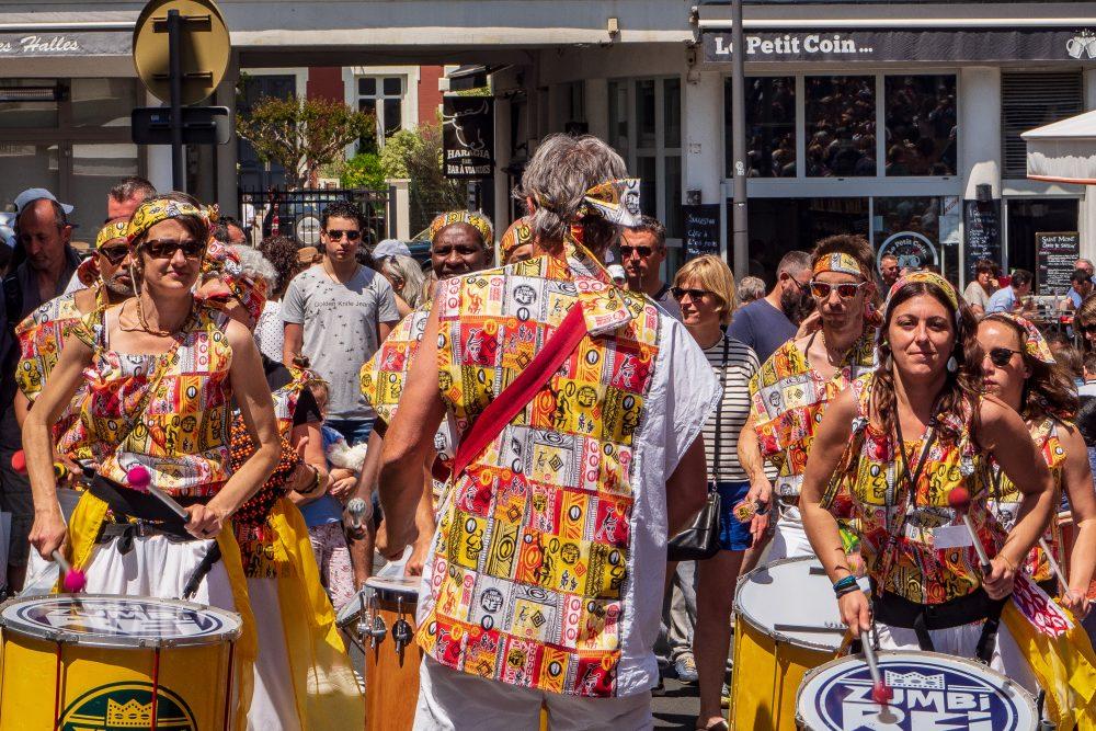 Festival des Arts de la Rue Biarritz